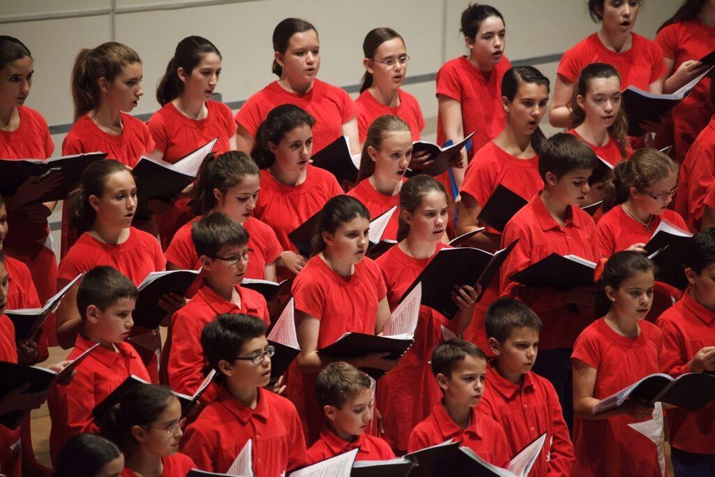 Coro de Niños y Jóvenes de la Comunidad de Madrid