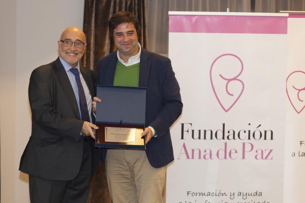 Jesus Hernandez con Juan Antonio Fernández Hernando