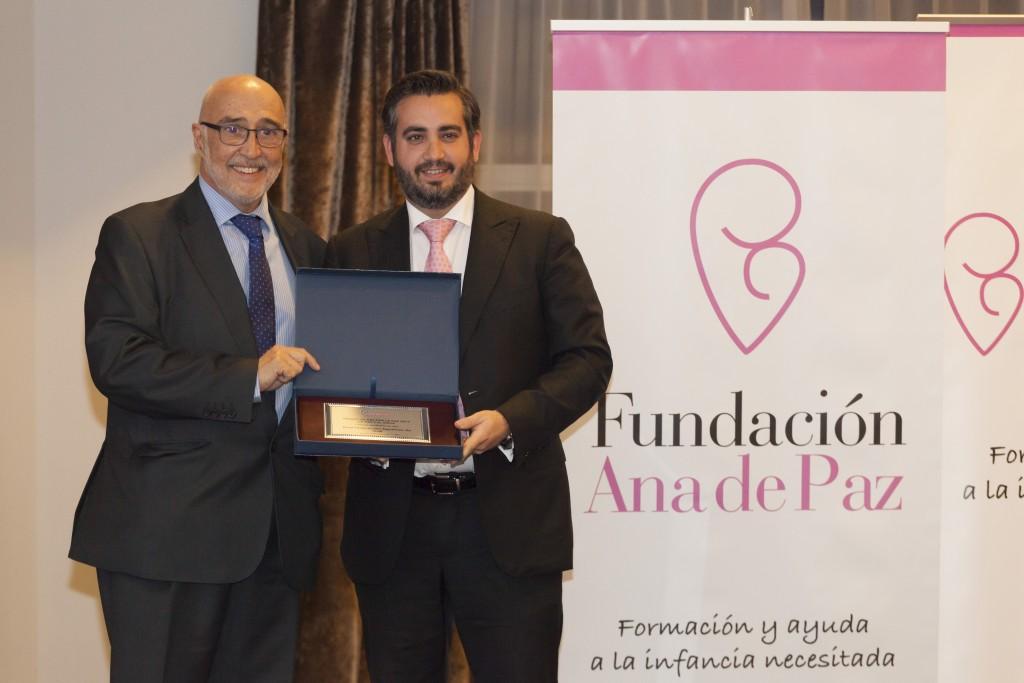 Jesús Hernández con Gonzalo Zamacoa