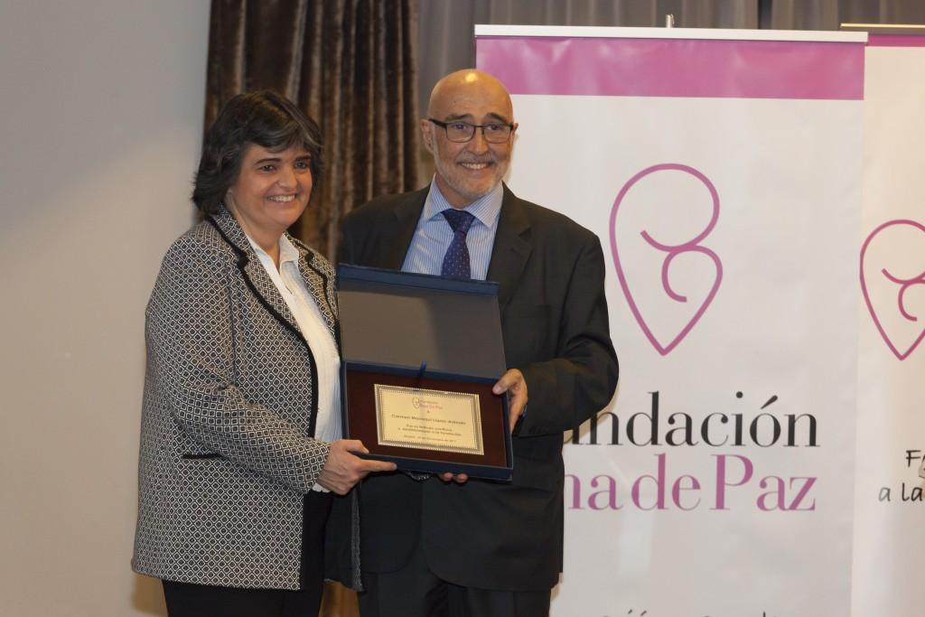 Carmen Marroquí López-Clavero y Jesús Hernández Manso