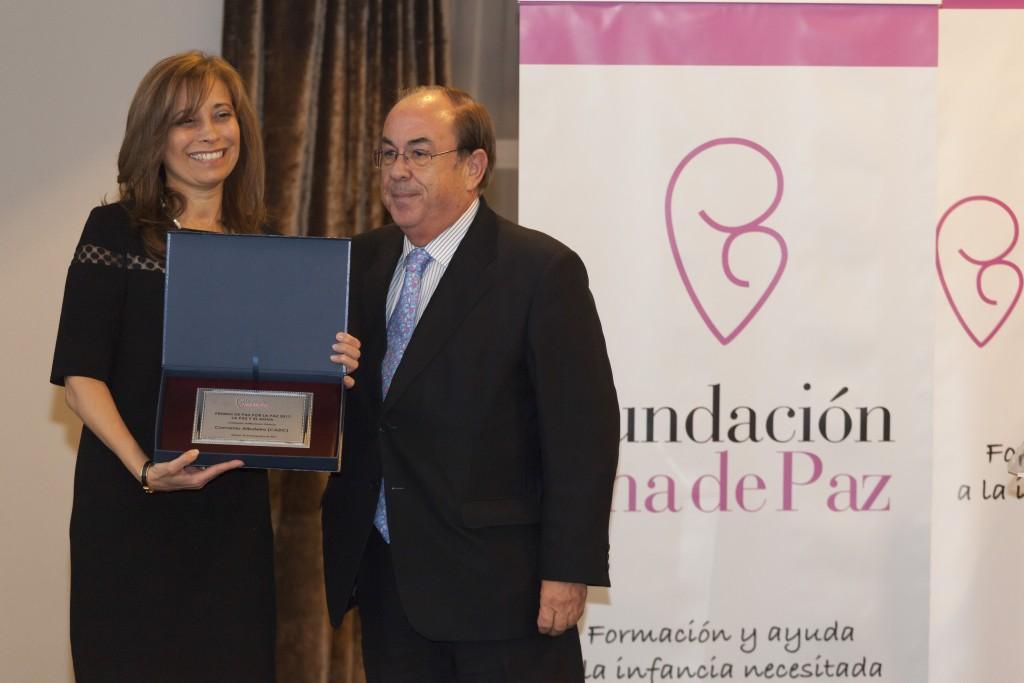 Liana Ardiles y Honorio Bando